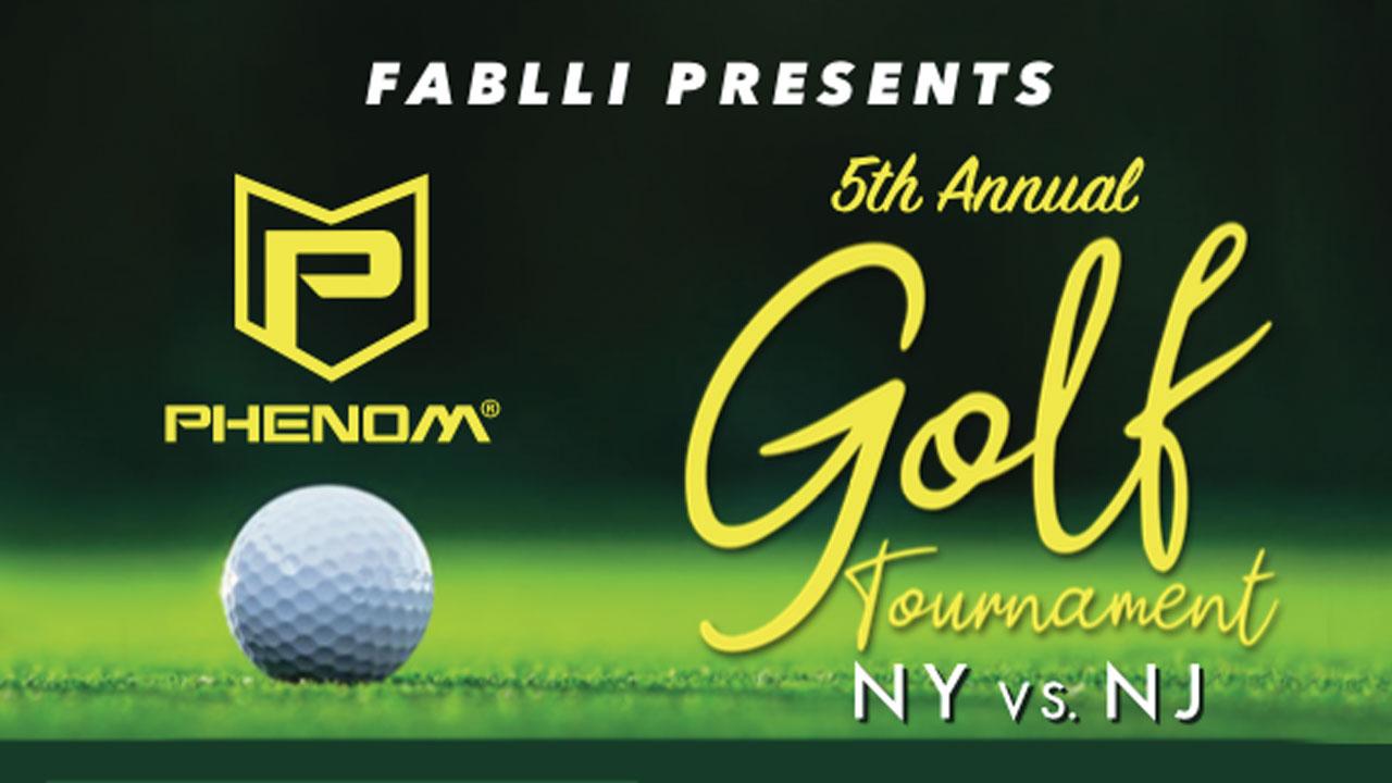 FABLLI Presents: 5th Annual Golf Tournament